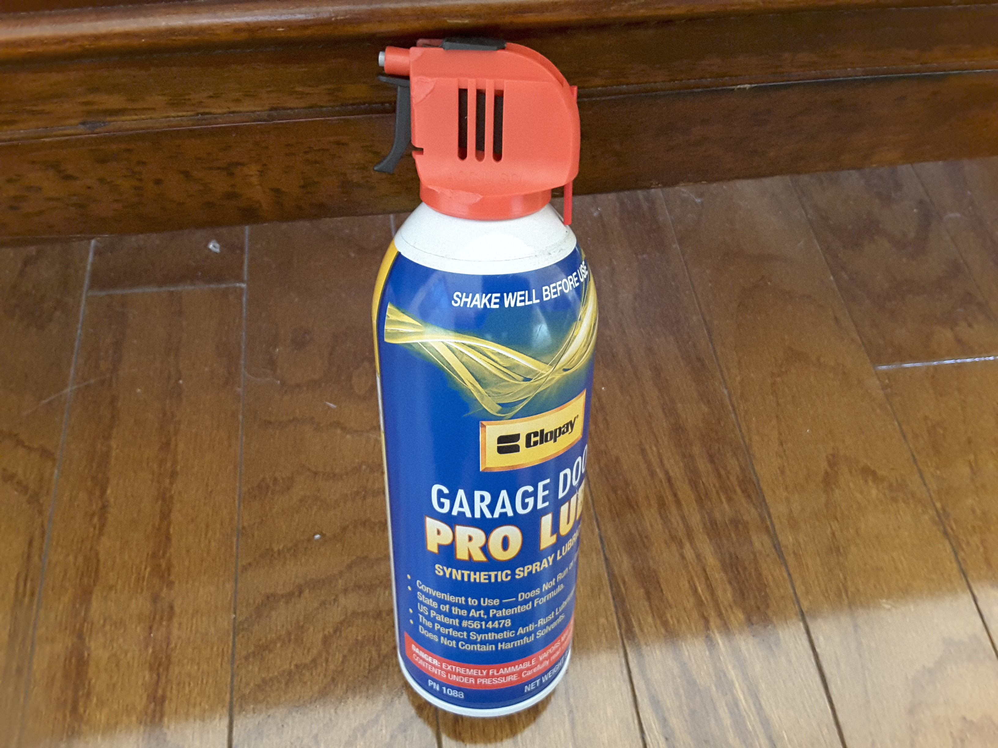 Synthetic Pro Lube For Garage Doors My Online Store