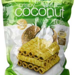 Crispy Coconut Rolls 2