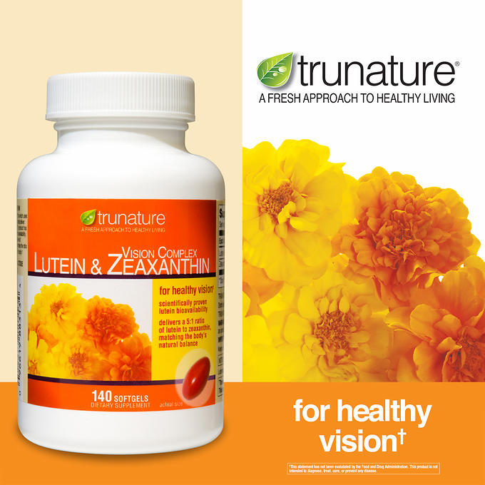 TrunatureR Vision Complex Lutein