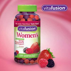 vitafusion Women's Multivitamin, 220 Gummies