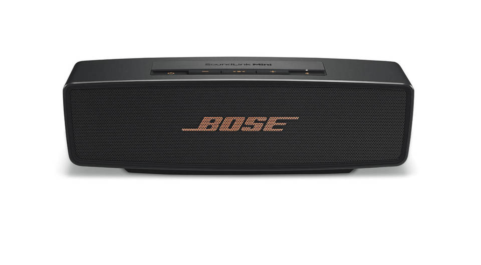 Bose soundlink mini online - Drink well