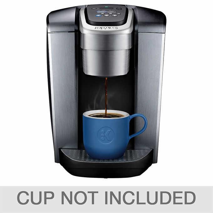 Keurig K Elite C Single Serve Coffee Maker 15 K Cup Pods