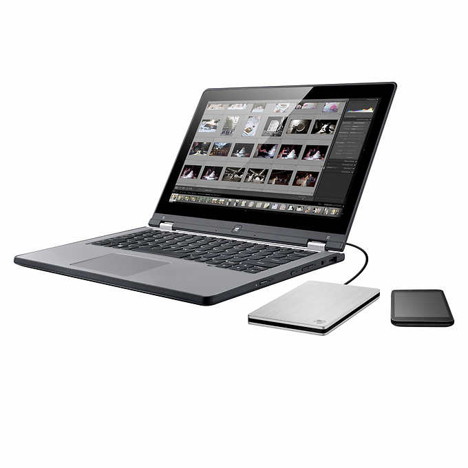 fb50e60c9f7 Seagate Backup Plus 2TB Portable Hard Drive with Rescue Data Recovery  Services