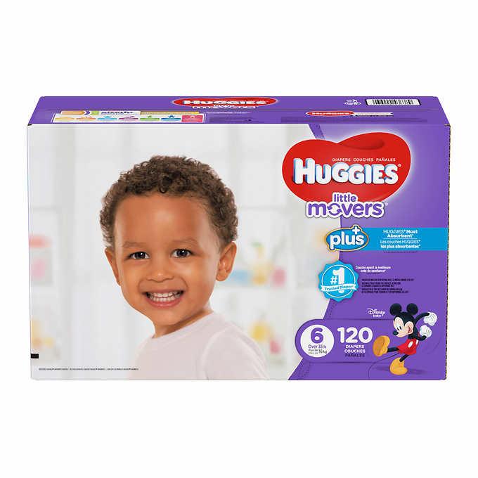 Huggies Plus Diapers Sizes 1 - 6 | My online store dba ...