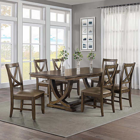 Lakemont 7 Piece Dining Set My Online Store Dba Expo Int L